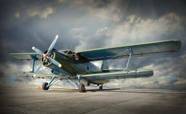 Gli aerei. Immagine Stock