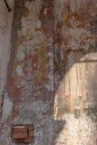 Gli affreschi della cattedrale di presupposto immagine stock libera da diritti