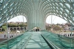 Gli allungamenti del ponte Fotografia Stock Libera da Diritti