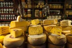 Gli amanti del formaggio non saranno delusi in Tandil, Argentina fotografia stock libera da diritti