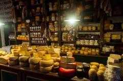Gli amanti del formaggio non saranno delusi in Tandil, Argentina immagini stock libere da diritti
