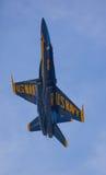 Gli angeli blu a Seafair Immagini Stock Libere da Diritti