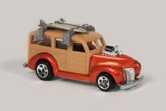 gli anni 40 Woodie Immagine Stock