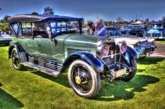 Gli anni 20 d'annata Cadillac fotografia stock libera da diritti
