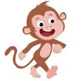 Gli anni della scimmia Fotografia Stock Libera da Diritti
