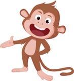 Gli anni della scimmia Fotografia Stock