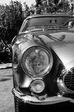 gli anni 50 Ferrari 250 dettagli della parte anteriore di TdF Fotografia Stock Libera da Diritti