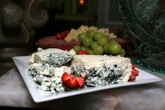Gli aperitivi sono pronti per gli ospiti Fotografia Stock