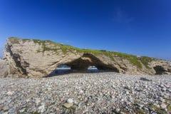 Gli arché, costa ovest di Terranova Immagine Stock