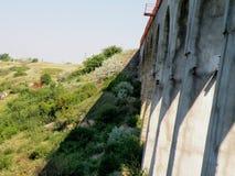 Gli arché del viadotto Fotografia Stock Libera da Diritti