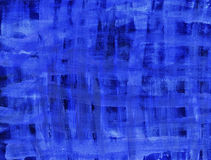 Gli azzurri Fotografie Stock