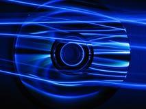 Gli azzurri Fotografia Stock