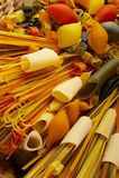 Gli elementi farinosi 1 Fotografia Stock