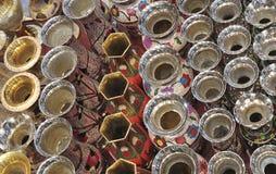 Gli Emirati Arabi Uniti: Al souk della Doubai fotografia stock libera da diritti