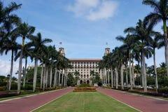 Gli interruttori - Palm Beach Fotografia Stock
