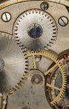 Gli orologi delle donne del movimento a orologeria Fotografie Stock