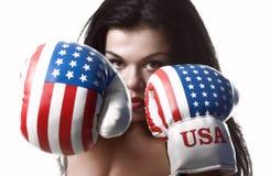 Gli S.U.A. Immagini Stock Libere da Diritti