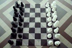 Gli scacchi Fotografie Stock