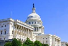 Gli Stati Uniti Campidoglio Immagini Stock Libere da Diritti
