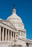 Gli Stati Uniti Campidoglio che costruisce, Washington DC. Immagini Stock Libere da Diritti