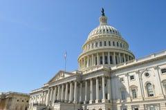 Gli Stati Uniti Campidoglio, Washington, DC Fotografia Stock