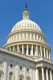 Gli Stati Uniti Campidoglio, Washington, DC Immagini Stock Libere da Diritti