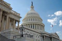Gli Stati Uniti Campidoglio in Washington DC fotografia stock