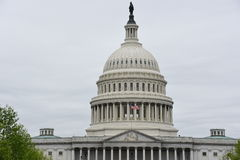 Gli Stati Uniti Campidoglio in Washington DC Fotografie Stock