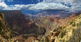 Gli Stati Uniti Grand Canyon sul fiume Colorado Fotografie Stock