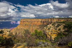Gli Stati Uniti Grand Canyon sul fiume Colorado Fotografia Stock Libera da Diritti