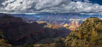 Gli Stati Uniti Grand Canyon sul fiume Colorado Immagine Stock