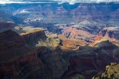 Gli Stati Uniti Grand Canyon sul fiume Colorado Fotografie Stock Libere da Diritti