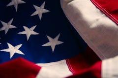 Gli Stati Uniti inbandierano la priorità bassa Immagini Stock