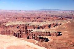 Gli Stati Uniti - l'Utah Fotografia Stock Libera da Diritti
