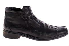 Gli stivali degli uomini Fotografia Stock Libera da Diritti