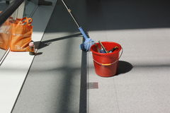 Gli strumenti puliti Immagine Stock
