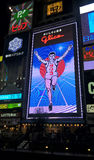 Glico Man, light billboard in Dotonbori shopping street, Osaka, Japan Royalty Free Stock Photos