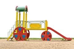 Glid för lekplats Royaltyfri Fotografi