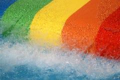 glid vatten Arkivbilder