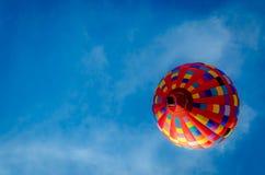 Glida himlarna Fotografering för Bildbyråer