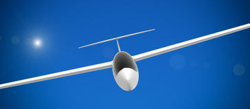 Glider Royalty Free Stock Images
