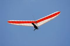 Glider Close Up Royalty Free Stock Images