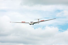 Glider in flight Stock Photography