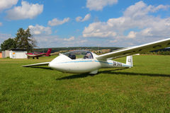 Glider L-33 Solo Royalty Free Stock Photos