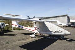 Glider Plane Stock Photo