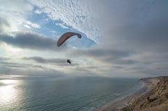 Gliderport di Torrey Pines fotografie stock libere da diritti