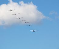Gliders Stock Images