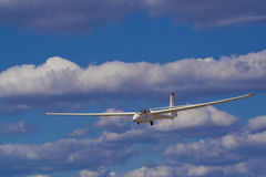 glidflygplan Arkivbild
