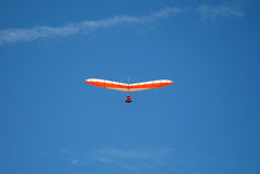 Glidflygplan Royaltyfri Fotografi
