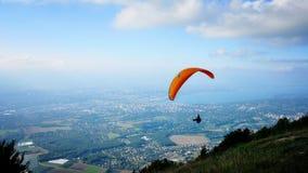 Gliding Stock Image